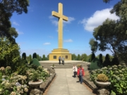 Mount Macedon memorial cross and forest loop