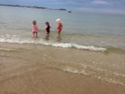 Point Lonsdale to Queenscliff beach walk