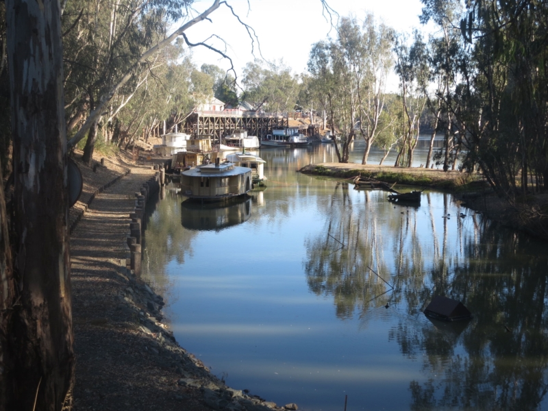 Banyule State Forest, Echuca - Walking Maps