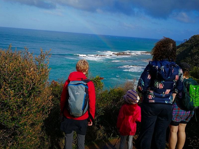 Great Ocean Walk - Blanket Bay to Cape Otway lighthouse - Walking Maps