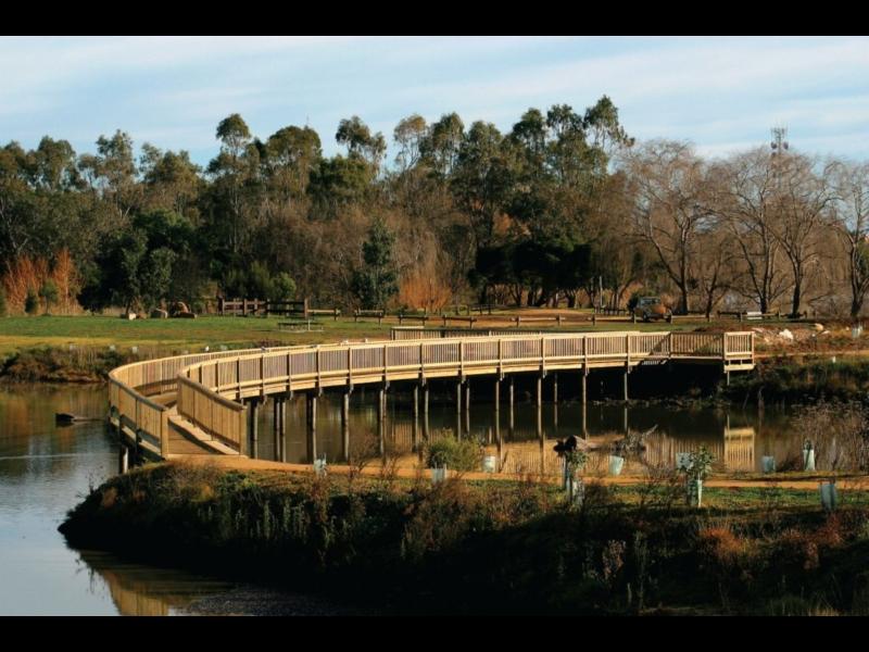 Heyfield Australia  city photo : Heyfield Wetlands Walk Walking Maps