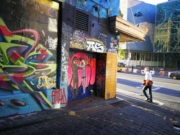 Melbourne city street art and graffiti tour