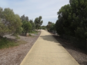 Altona to 100 Steps of Federation