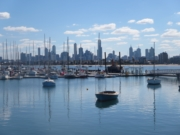 Port Melbourne to St Kilda