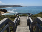 Ironbark Basin Walk, Bells Beach to Point Addis
