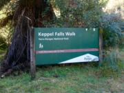 Keppel Falls, Yarra Ranges National Park