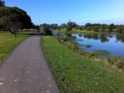St Leonards Lake Reserve Trail