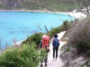 Tidal River to Refuge Cove overnight hike