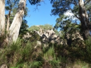 Hanging Rock explorer