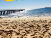 Point Lonsdale to Queenscliff beach walk