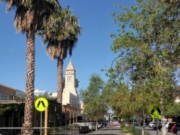 Mildura CBD to Arts Centre via Riverfront