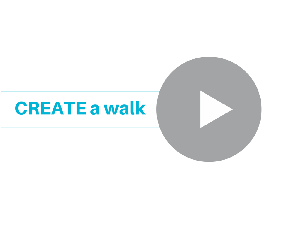 Video: how to create walks