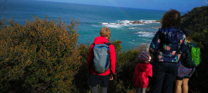 Victorian coastal walks